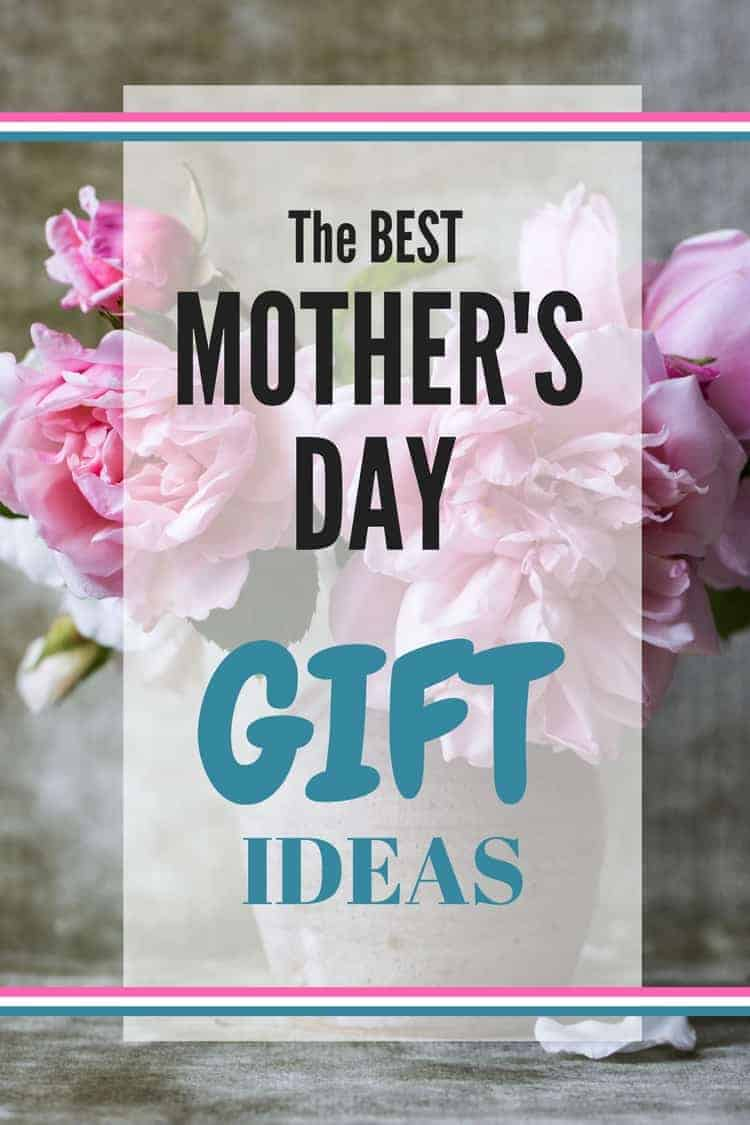 Mother's Day Gift Ideas - What to do for Mother's Day
