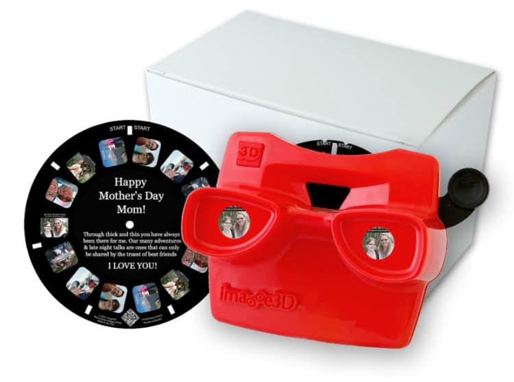 Mother's Day Gift Ideas: retro viewer