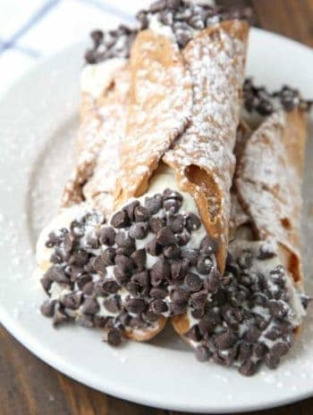 What is a Cannoli plus cannoli inspired recipes