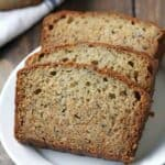 Banana Zucchini Bread - recipe for zucchini bread with banana