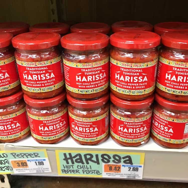 Best Trader Joe's Products (harissa)