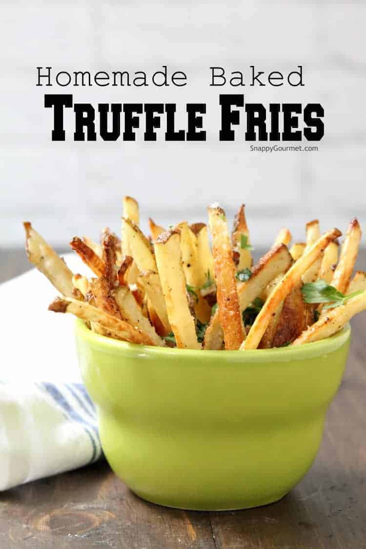 what are truffle fries