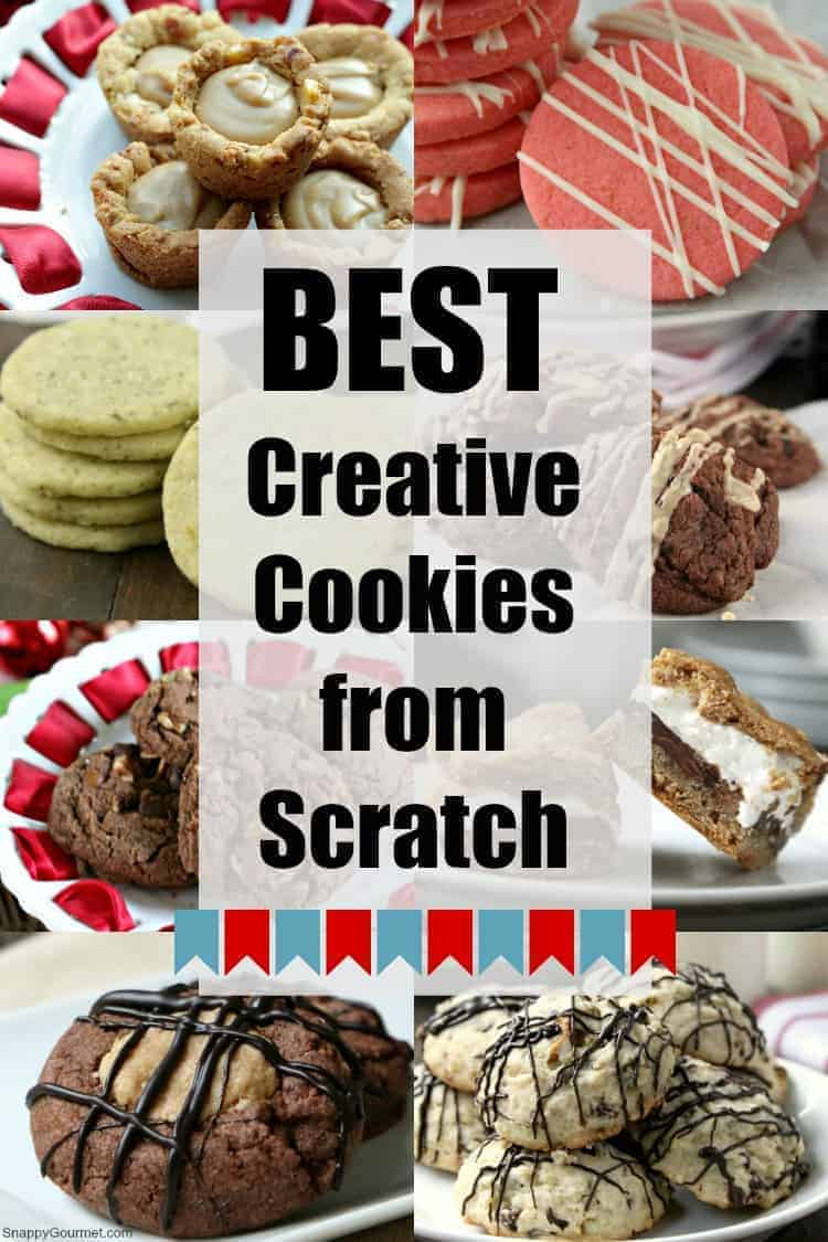 Best Creative Cookies From Scratch Snappy Gourmet