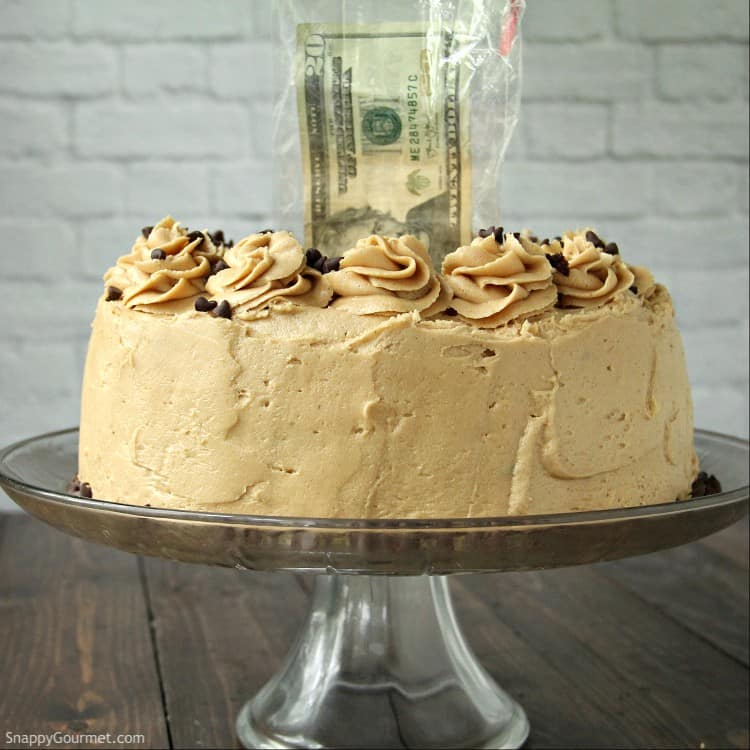 Money Cake (DIY Fun Cake With Money Inside!)