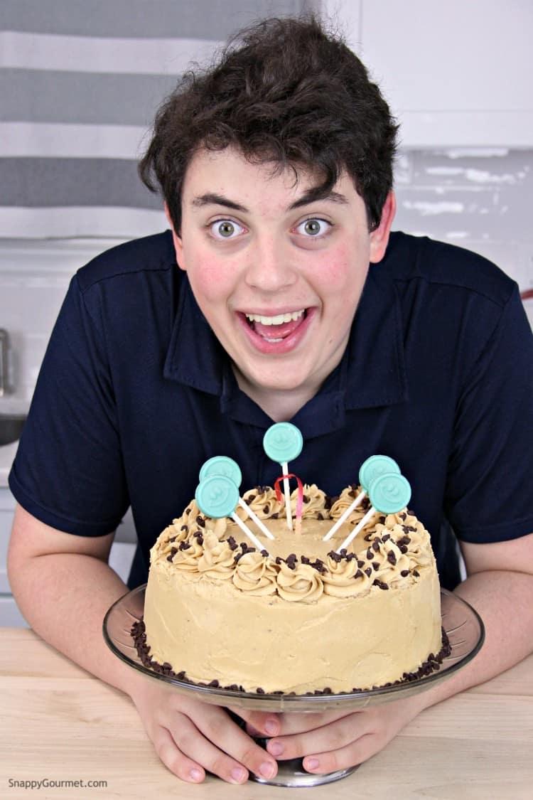 Money Cake Diy Fun Cake With Money Inside Snappy Gourmet