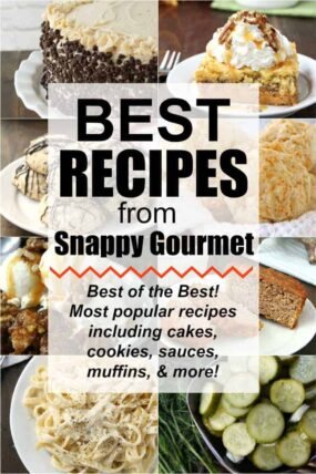 collage of best recipes